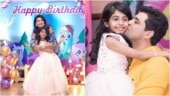 Juhi Parmar throws unicorn-themed birthday party for daughter Samairra. View pics