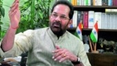 Insult to Constitution, Parliament: Mukhtar Abbas Naqvi after Kerala Assembly passes anti-CAA resolution