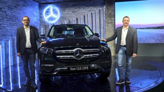 Mercedes-Benz GLE SUV launched in India, price starts at Rs 73.70 lakh - Auto News