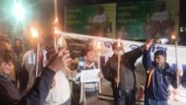 Anti-CAA protesters in Odisha brave chilling cold, read Constitution as world celebrates New Year