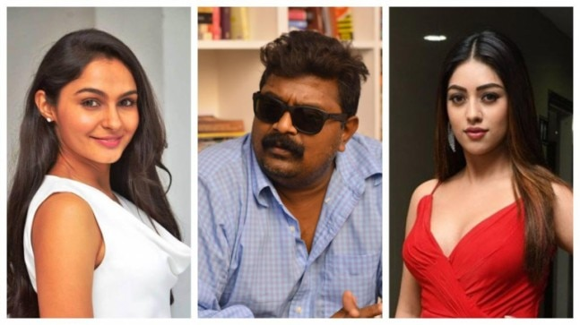 Mysskin reveals he was furious with Anu Emmanuel as she disrespected Andrea Jeremiah