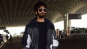 Shahid Kapoor resumes Jersey shoot: Torn lip still raw but doesn't show much