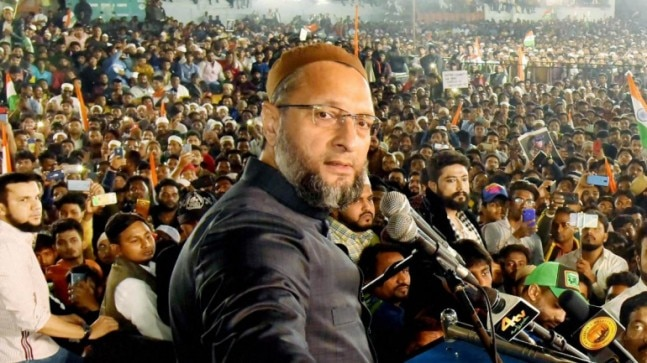 Asaduddin Owaisi on CAA stir damage recoveries: No badla for Bulandshahr cop murder?