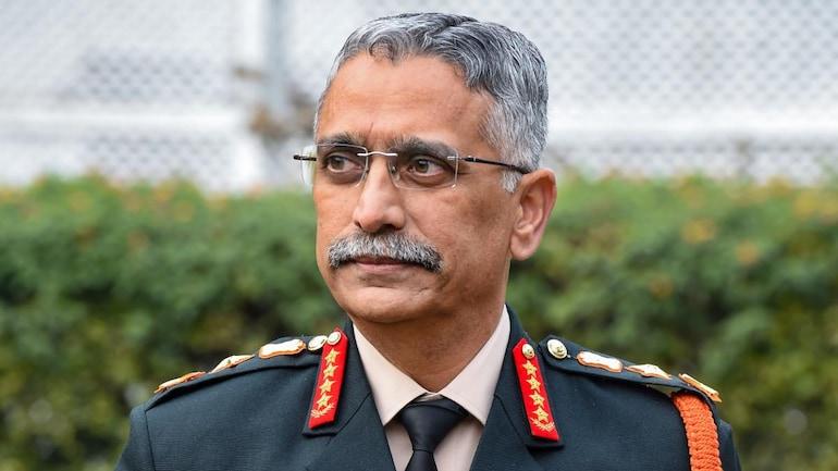 Image result for army chief manoj mukund naravane