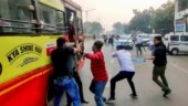 NSUI, Congress workers attacked ABVP office in Ahmedabad, claims Gujarat home minister