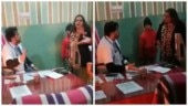 Rajasthan SDM asks doctor to vacate his chair, he refuses, she blasts him. Internet is furious
