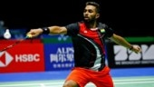 Malaysia Masters: Indian men's challenge ends as HS Prannoy suffers 2nd-round defeat to Kento Momota