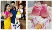 Prasanna and Sneha welcome their second child, a baby girl