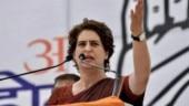 Priyanka Gandhi slams PM Modi over Section 144 in Varanasi on 359 days