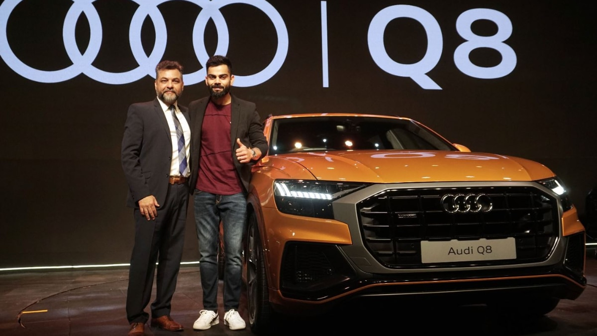 Audi Q8 Launched In India Price Starts At Rs 1 33 Crore Auto News