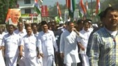 Rahul Gandhi leads 'Save the Constitution' march in Wayanad
