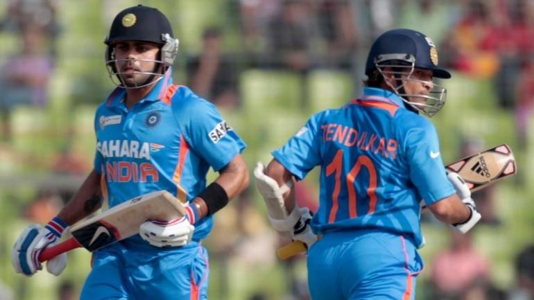 Virat Kohli vs Sachin Tendulkar: Who is the greatest batsman in an ...