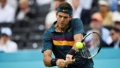 Juan Martin Del Potro to miss Australian Open due to knee problems