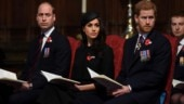 Princes Harry and William release joint statement against false story claiming Royals bullied Meghan