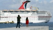 Cruise line to ban clothes containing graphic messages. Photo: Reuters