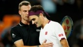 Roger Federer overcomes slow start to reach Australian Open quarterfinal