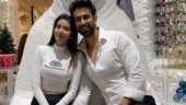 Rajeev Sen and Charu Asopa celebrate one year of togetherness, share adorable pics