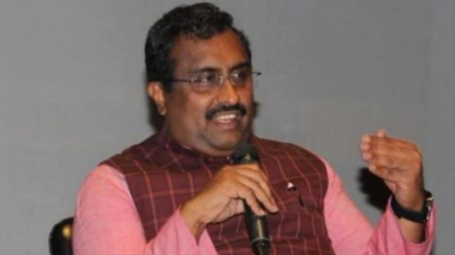 Opposition parties do not have enough knowledge of CAA: Ram Madhav