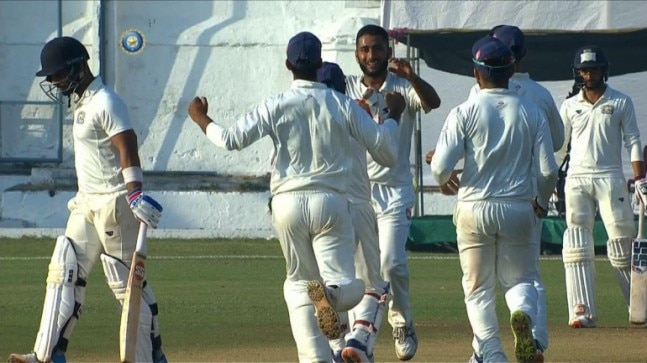 Ranji Trophy: After Tiwary triple, Shahbaz grabs hat-trick; Bengal rout Hyderbad in 3 days