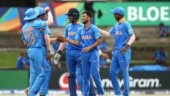 U19 World Cup: Ravi Bishnoi stars as India beat New Zealand by 44 runs via DLS method