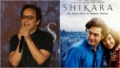 Vidhu Vinod Chopra: My mother died before returning home to Kashmir. Shikara is for her