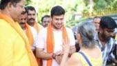 BJP MP Tejasvi Surya tweets 'no panic' after RBI imposes curbs on Bengaluru Co-op bank