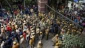 JNU violence: Delhi Police questions JNUSU president Ghosh, two others