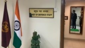First look: See photo of CDS Gen Bipin Rawat's office