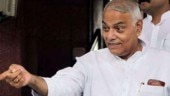 Centre has become bankrupt, economy witnessing worst-ever-crisis: Yashwant Sinha