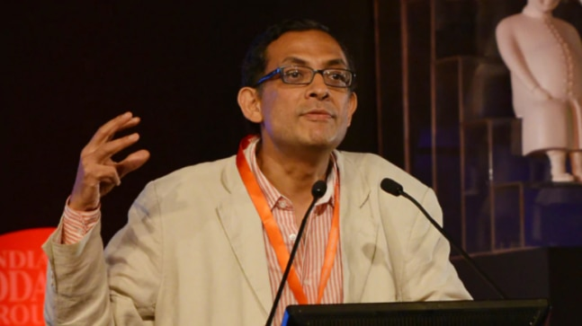 Wouldn't have won Nobel Prize if based in India: Abhijit Banerjee