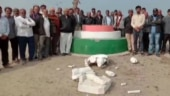 Gujarat: Statue of Mahatma Gandhi vandalised in Amreli