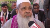 Muslims not considered as human beings, treated like insects in the BJP regime: Badruddin Ajmal