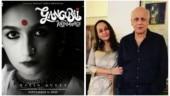 Alia Bhatt's look in Gangubai Kathiawadi: How Mahesh and Soni Razdan reacted