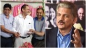 Anand Mahindra's heartwarming tweet for retiring employee wins Internet. Twitter calls him true leader
