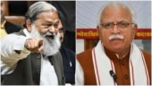 Haryana tug of war: Stripped of CID command, Anil Vij complains to BJP about CM Khattar