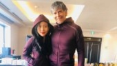 Milind Soman misses wife Ankita Konwar. Shares their hilarious workout video