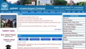 Anna University UG/PG Nov/Dec 2019 exam results declared: Steps to download