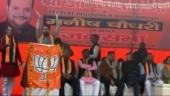 Delhi polls: EC seeks report on Anurag Thakur's 'desh ke gaddaron...' chant at rally