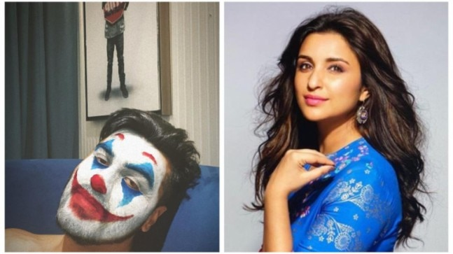 Arjun Kapoor turns Joker in latest Instagram pic. Parineeti Chopra has the best reaction