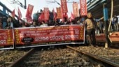 Strike: Banking services partially hit in Gujarat
