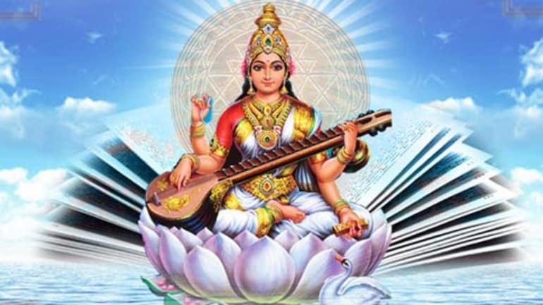 Image result for saraswati pooja