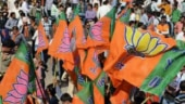 BJP worker attempts suicide near human wall, hospitalised