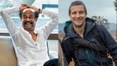 Rajinikanth shoots with Bear Grylls in Bandipur forest