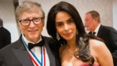 Mallika Sherawat talks female empowerment with Bill Gates in Washington DC. See pic