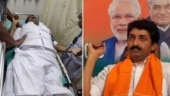 BJP Kerala unit secretary attacked inside mosque