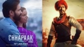 Is Tanhaji The Unsung Warrior a bigger hit than Chhapaak? What box office says
