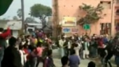 Watch: Anti-CAA protesters, CAA supporters clash in Bihar's Sitamarhi