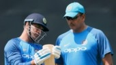 MS Dhoni's fitness similar to Kapil Dev: Ravi Shastri opens up about comeback chances