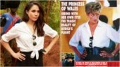 Meghan Markle copies Princess Diana's style in photoshoot. Disturbing, says Internet