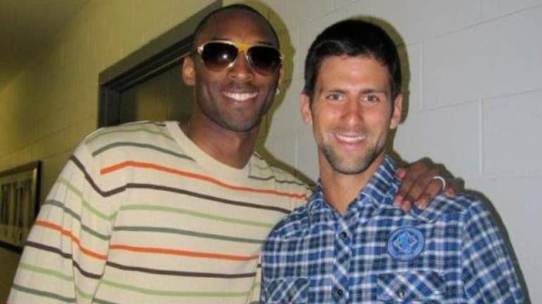 More Than Just Basketball When Kobe Bryant Helped Novak Djokovic Maria Sharapova Fight Back From Crises Sports News